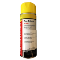 Outboard Spray Paint Zinc Phospate Primer (Yellow) - 340g