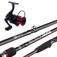 BlackMax SP40 Spinning Reel / Rod Combo