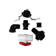 25mm Roll Waste Tank Hardware Kit only for 40 Litre - no tank