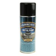 Hammered Black Rust/General Purpose Paint 400ml Aerosol