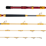 Evolution Titanium 500B Boat Rod 400-600G RE6-10