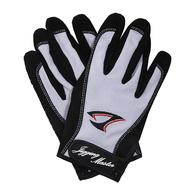 Premium 3D Jigging Gloves - White