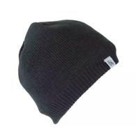 Waterproof 3-Layer Beanie Hat- Lg/XL - Black