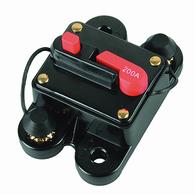 Heavy Duty Waterproof 200 Amp Surface Mt Circuit Breaker