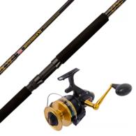 Spinfisher 850SSM / Spinfisher 13' 8-12kg Surf Combo