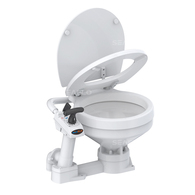 Manual Compact Bowl Toilet (New)