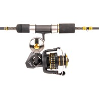SP3000 spinning Reel with Kensai Slow Pitch Rod