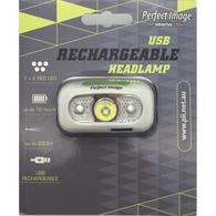 5 WATT RECHARGEABLE Head Light (Head Lamp) - USB