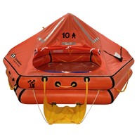 6-Man ISO Ocean Offshore LifeRaft (Life Raft) Over 24hr (Container)
