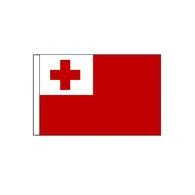 "Tongan Flag-45x30cm (18""x12"")"