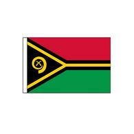 """Vanuatu Flag-45x30cm (18""""x12"""")"""