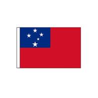 "Samoan Flag-45x30cm (18""x12"")"