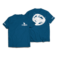 School's Out Kids Short Sleeve T-Shirt - Blue