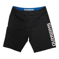 Board Short - Black / Blue