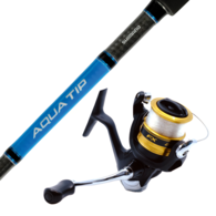"FX2500FC / Aquatip Trout Spin Combo 6'6"" 2-Piece"