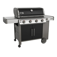 Genesis II E415 BBQ 4 Burner NG Natural Gas Barbecue - Specialist Model