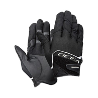 Ocea Jigging Glove - Black