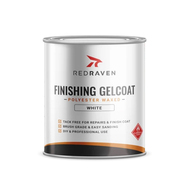 Gelcoat Finishing (White) - Polyester Waxed with Free Catalyst