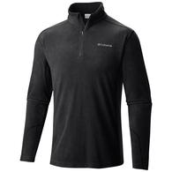 Klamath Range 2 Mens Half Zip Fleece Jacket - Black