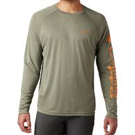 Terminal Tackle Long Sleeve Tee Shirt - Cypress