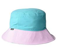 Pixel Grabber Kids Bucket Hat - Geyser / Pink