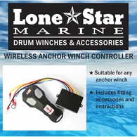 GX SERIES ANCHOR WINCH WIRELESS REMOTE CONTROL KIT