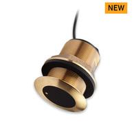 CPT-S Bronze Thru Hull Chirp Transducer