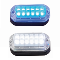 A3 LIGHT UNDERWATER/ABOVE LED SS TRIM