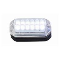 UNDERWATER/ ABOVE LED abs light - white