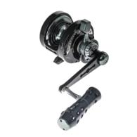 Powerspell PE5N Narrow Lever Drag Jigging Reel Black/Grey