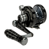 Powerspell PE3 Lever Drag Jigging Reel - Black/Grey
