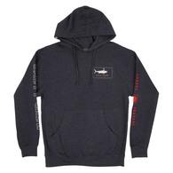 Flatbill Hooded Fleece - Navy