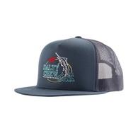 Fresh Catch Trucker Cap - Navy - OSFA