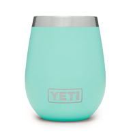 Rambler 10oz (296ml) Wine Tumbler - Seafoam