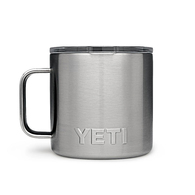 Rambler 14oz (296ml) Mug with Lid - Stainless Steel