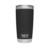 Rambler 20oz (591ml) Tumbler with Lid - Black