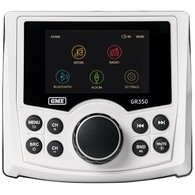 GR350BT Compact Marine Stereo - White