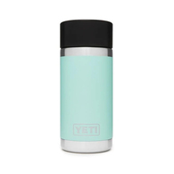 Rambler 12oz (354ml) Flask with Hotshot Cap - Seafoam
