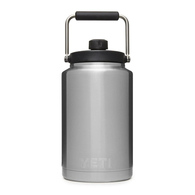 Rambler One Gallon (3.7L) Jug - Stainless Steel