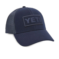 Navy Patch Trucker Cap - Navy