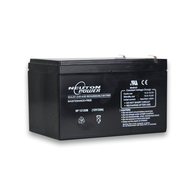 12 Volt 12 Amp/Hour (A/H) Sealed Battery