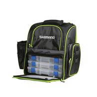 LUG1802 Backpack Tackle Bag Deluxe W/Drink Holder