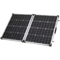 110W Foldable Solar Panel with Charge Controller