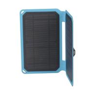 10W Solar Mobile Charger with 1m USB Output