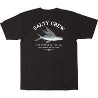 Flyer Short Sleeve T-Shirt - Black