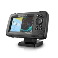 "Hook Reveal 5"" 50/200 HDI Fishfinder / Chartplotter Combo"
