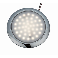Slim Led ceiling light with touch switch - 130mm