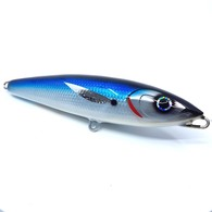 Handmade Stickbait F180 Janis Ballistic Blue