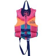 Neoprene Child Girls ski / watersport Bouyancy vest