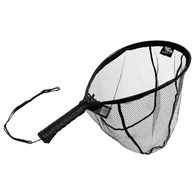 Short Handle Landing Net with Bungy Cord